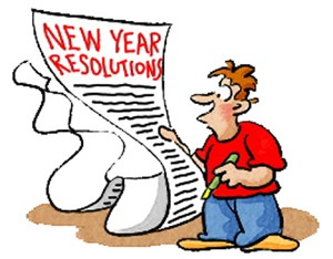 New Year Resolutions 3