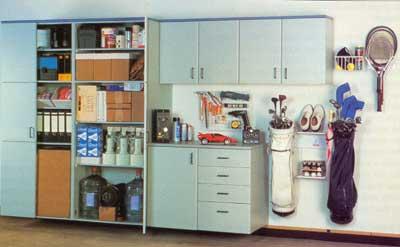 Garage Organizing 10